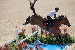 Ouaddar Abdelkebir, MAR, Quickly de Kreisker<br /> Olympic Games Rio 2016<br /> © Hippo Foto - Dirk Caremans<br /> 13/08/16