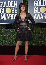 Kit Harington at the 75th Annual Golden Globe Awards held at the Beverly Hilton Hotel on January 7, 2018 in Beverly Hills, CA ©Tammie Arroyo-GG18/AFF-USA.com. 07 Jan 2018 Pictured: Halle Berry. Photo credit: MEGA TheMegaAgency.com +1 888 505 6342