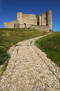 France, Languedoc Roussillon, Gard (30), Cevennes, château de Portes