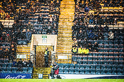 Dundee 4 v 1 Motherwell, SPFL Premiership played 10/1/2015 at Dundee's home ground Dens Park.