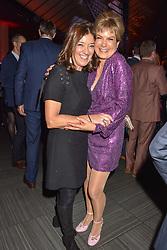 Left to right, Victoria Hislop and Penny Smith at the Costa Book of The Year Award held at  Quaglino's, 16 Bury Street, London, England. 29 January 2019. <br /> <br /> ***For fees please contact us prior to publication***