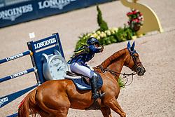 Goldstein Danielle, ISR, Lizziemary<br /> World Equestrian Games - Tryon 2018<br /> © Hippo Foto - Dirk Caremans<br /> 21/09/2018