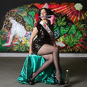 artist Carolyn Castano