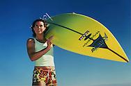 Sarah Gerhardt, Maverick Surfer for Sports Illustrated