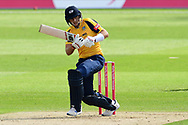 Joe Root of Yorkshire during the Vitality T20 Blast North Group match between Nottinghamshire County Cricket Club and Yorkshire County Cricket Club at Trent Bridge, Nottingham, United Kingdon on 31 August 2020.