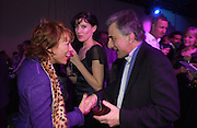 Kathy Lette, Ronni Ancona and Henry Goodman, to raise funds for the theatre, at the Victoria Miro Gallery, London.  1 December  2005. ONE TIME USE ONLY - DO NOT ARCHIVE  © Copyright Photograph by Dafydd Jones 66 Stockwell Park Rd. London SW9 0DA Tel 020 7733 0108 www.dafjones.com