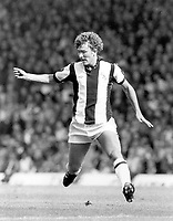 Fotball<br /> England <br /> Foto: Colorsport/Digitalsport<br /> NORWAY ONLY<br /> <br /> Bryan Robson - West Bromwich Albion/England (13). 1974-81