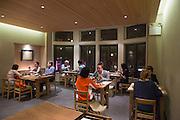 Diners at Kajitsu, 125 E. 39th St., New York.