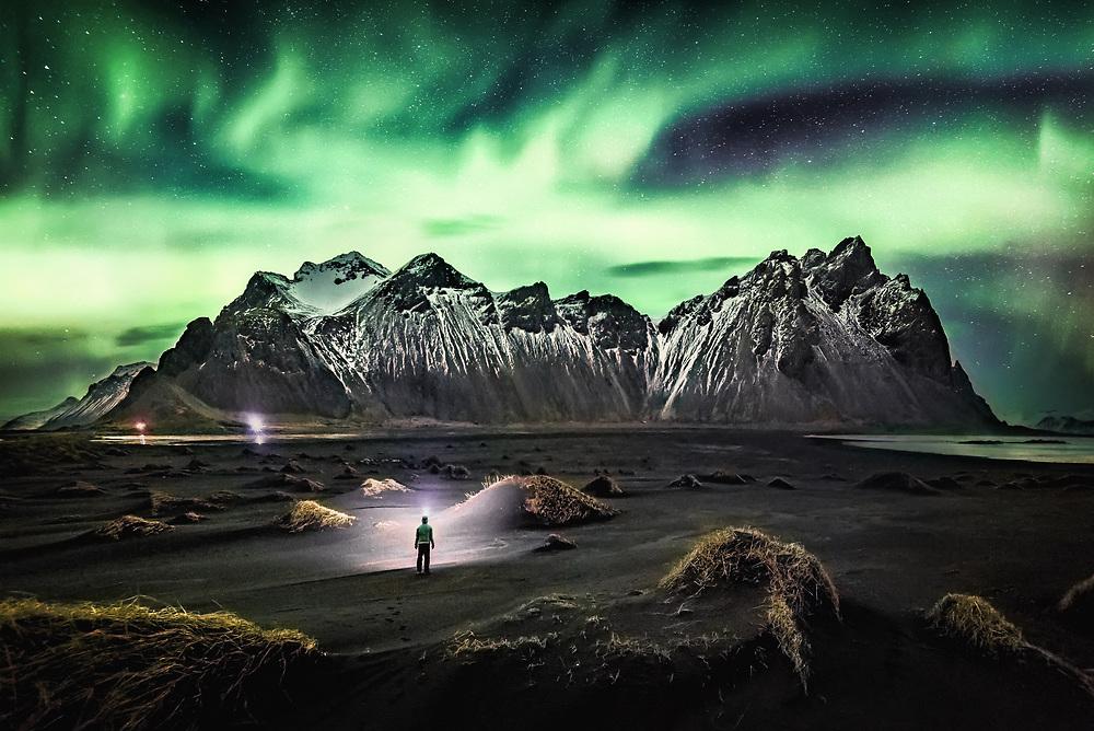 vikurfjall Mountain