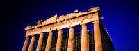 Parthenon, the Acropolis,  Athens, Greece