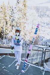 05.01.2021, Paul Außerleitner Schanze, Bischofshofen, AUT, FIS Weltcup Skisprung, Vierschanzentournee, Bischofshofen, Finale, Qualifikation, im Bild Antti Aalto (FIN) // Antti Aalto (FIN) during the qualification for the final of the Four Hills Tournament of FIS Ski Jumping World Cup at the Paul Außerleitner Schanze in Bischofshofen, Austria on 2021/01/05. EXPA Pictures © 2020, PhotoCredit: EXPA/ JFK