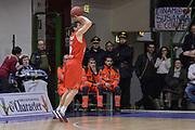 DESCRIZIONE : Eurocup 2015-2016 Last 32 Group N Dinamo Banco di Sardegna Sassari - Szolnoki Olaj<br /> GIOCATORE : David Vojvoda<br /> CATEGORIA : Tiro Tre Punti Three Point Controcampo<br /> SQUADRA : Szolnoki Olaj<br /> EVENTO : Eurocup 2015-2016<br /> GARA : Dinamo Banco di Sardegna Sassari - Szolnoki Olaj<br /> DATA : 03/02/2016<br /> SPORT : Pallacanestro <br /> AUTORE : Agenzia Ciamillo-Castoria/L.Canu