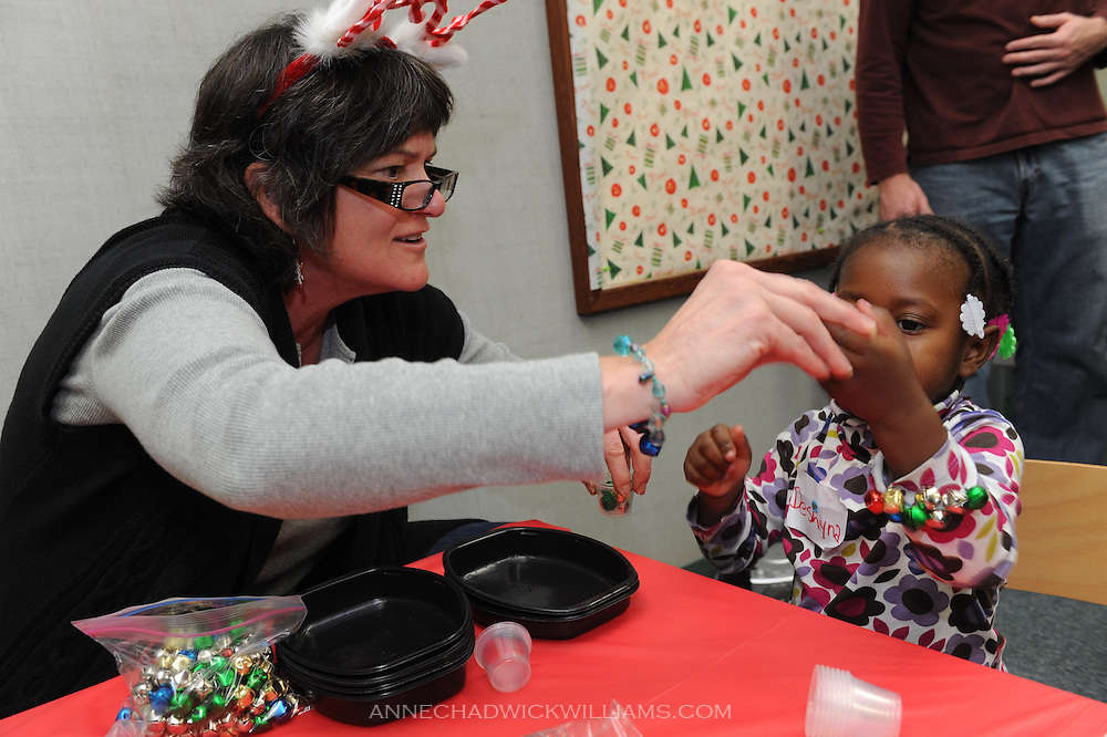 CASA El Dorado's program director, Cathie Walker, has taken in Ashlee and her sister, giving them both a place to call home).  Photographed on Friday, December 10, 2010