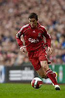 Photo: Jed Wee/Sportsbeat Images.<br /> Liverpool v Charlton Athletic. The Barclays Premiership. 13/05/2007.<br /> <br /> Liverpool's Harry Kewell continues his comeback from injury.