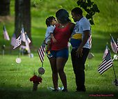 Memorial Day 2019 in Cedar Hill Memorial Park, Allentown