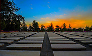 "Israel, Jerusalem, Mount Herzl, Israel's national cemetery Mass Grave for 238 Jewish emigrants on board the ship ""Salvador"" that sank in December 1940 on the way to Palestine"