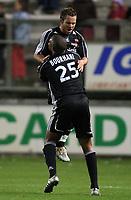 Fotball<br /> Frankrike<br /> Foto: DPPI/Digitalsport<br /> NORWAY ONLY<br /> <br /> FOOTBALL - FRENCH CHAMPIONSHIP 2008/2009 - L2 - SC AMIENS v VANNES OC - 03/10/2008 - JOY FREDERIC SAMMARITANO (VA)