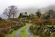 The Black Valley, near Killarney in County Kerry Ireland.<br /> Photo: Mary Susan MacMonagle - macmonagle.com