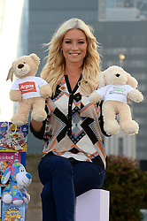 Denise Van Outen at Coq d'Argent. London, United Kingdom. Tuesday, 15th October 2013. Picture by Ben Stevens / i-Images
