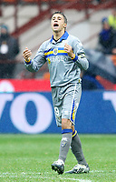 Fotball<br /> Italia<br /> Foto: Insidefoto/Digitalsport<br /> NORWAY ONLY<br /> <br /> hernan crespo celebrated after scoring second goal<br /> <br /> 28.11.2010<br /> Serie A 2010/2011<br /> Inter v Parma