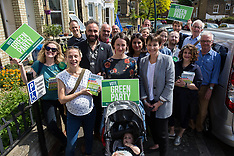 2019-05-22 Caroline Lucas joins Green Euro campaign in Southwark and Lambeth