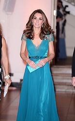 The Duchess of Cambridge attends the Tusk Conservation Awards at Banqueting House, London.