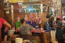 Sheep Meat, Gyee Zai Market