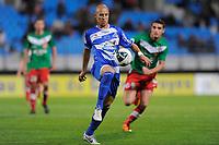 FOOTBALL - FRENCH CHAMPIONSHIP 2011/2012 - ES TROYES v CS SEDAN  - 20/09/2011 - PHOTO JEAN MARIE HERVIO / DPPI - XAVIER THIAGO (TRO)