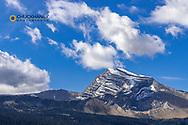 Heavens Peak in Glacier National Park, Montana, USA