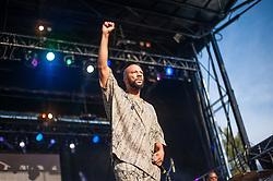 September 9, 2018 - Common (August Greene) performing at One MusicFest in Atlanta, GA on 09 September 2018 (Credit Image: © RMV via ZUMA Press)