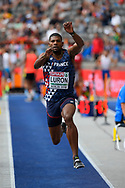 Kevin Luron (FRA) cometes in Triple Jump Men during the European Championships 2018, at Olympic Stadium in Berlin, Germany, Day 4, on August 10, 2018 - Photo Photo Julien Crosnier / KMSP / ProSportsImages / DPPI
