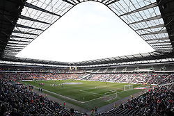 Stadium mk  - Photo mandatory by-line: Nigel Pitts-Drake/JMP - Tel: Mobile: 07966 386802 29/03/2014 - SPORT - FOOTBALL -  Stadium MK - Milton Keynes - Milton Keynes Dons v Wolverhampton Wanderers - Sky Bet League One