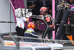 June 23, 2018 - Castellet, France - Romain Grosjean - FORMULE 1 : Grand Prix de France - Qualifications - Circuit Paul-Ricard (Credit Image: © Panoramic via ZUMA Press)