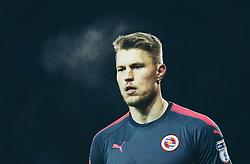 Anssi Jaakkola of Reading - Mandatory by-line: Robbie Stephenson/JMP - 26/01/2018 - FOOTBALL - Hillsborough - Sheffield, England - Sheffield Wednesday v Reading - Emirates FA Cup fourth round proper