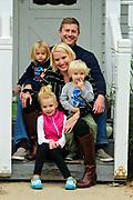 The Morrison Family at their Mokena home on Saturday, October 3rd. © 2015 Brian J. Morowczynski ViaPhotos