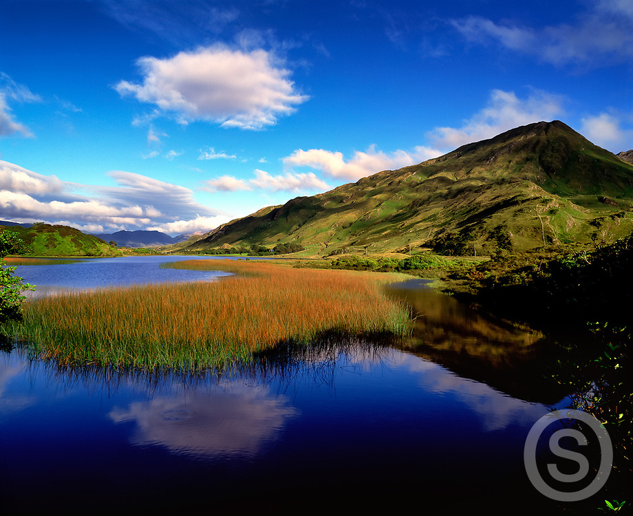 Photographer: Chris Hill, Kylemore, Middle Lough, Connemara, County Galway