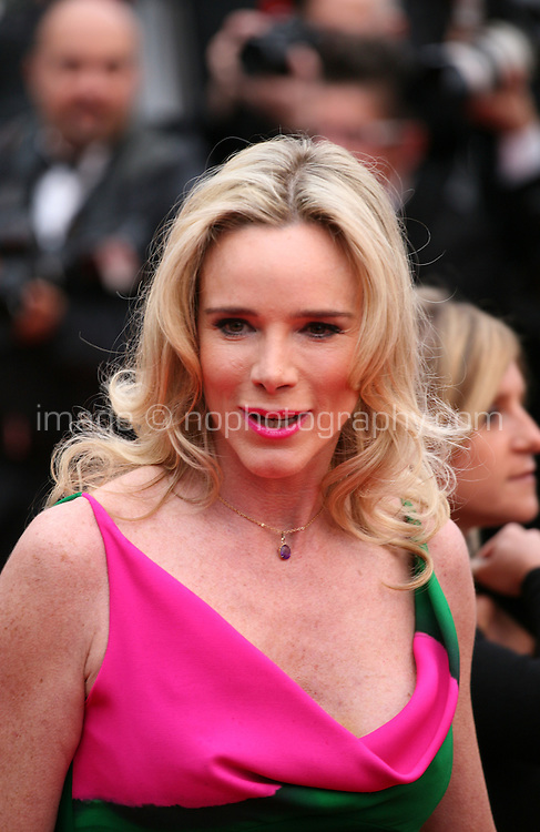 Geraldine Danon arriving at the Vous N'Avez Encore Rien Vu gala screening at the 65th Cannes Film Festival France. Monday 21st May 2012 in Cannes Film Festival, France.