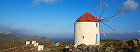 Grece, les Cyclades, ile de Amorgos, ville de Hora ou Chora // Greece, Cyclades islands, Amorgos, Hora or Chora city