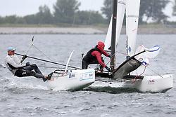 , Kiel - Kieler Woche 20. - 28.06.2015, Nacra 17 - GER 45 - Kaphengst, Eckart