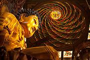 Buddhist Statue. Jade Buddha Temple Jufo Si Shanghai China