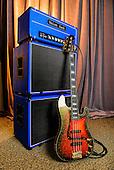 Fastback Custom Guitars - Union Jack Amps