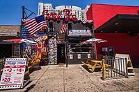 Even Pie Pizza Joint & Bar, Fremont Street