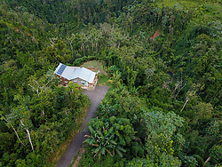 Aerial Photo Of Lares & Utuado