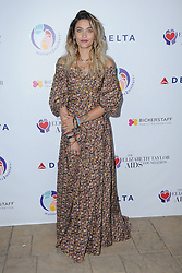October 24, 2017 - Beverly Hills, CA, U.S. - 24 October  2017 - Beverly Hills, California - Paris Jackson. Elizabeth Taylor AIDS Foundation and Mothers2Mothers Benefit Dinner held at The Green Acres Estates in Beverly Hills. Photo Credit: Birdie Thompson/AdMedia (Credit Image: © Birdie Thompson/AdMedia via ZUMA Wire)