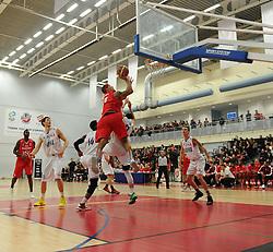 Bristol Flyers' Greg Streete  - Photo mandatory by-line: Joe Meredith/JMP - Mobile: 07966 386802 - 21/11/2014 - Sport - Basketball - Bristol - SGS Wise Campus - Bristol Flyers v Surrey United - British Basketball League