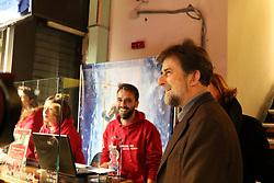 December 17, 2018 - Naples, Italy - Nanni Moretti Italian director attends film 'Santiago' in Naples Italy, 12 December 2018 Photo:Esposito Salvatore/Soevermedia +39 02 43998577 sales@soevermedia.com (Credit Image: © Esposito Salvatore/Soevermedia via ZUMA Press)