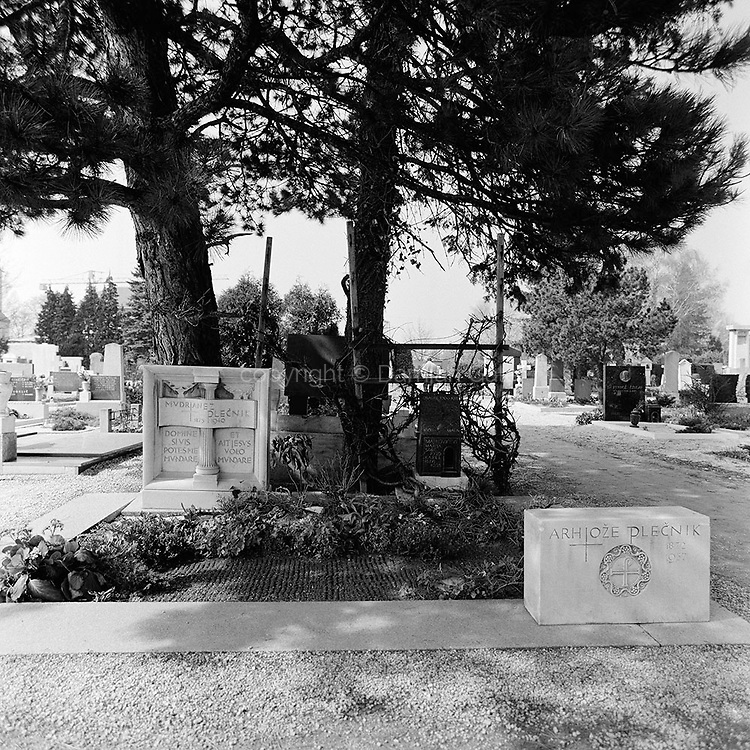 Plecnik Family Tomb