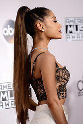 Ariana Grande attends the 2016 American Music Awards at Microsoft Theater on November 20, 2016 in Los Angeles, CA, USA. Photo by Lionel Hahn/ABACAPRESS.COM