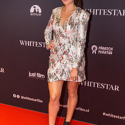 NLD/Amsterdam/20191008 - Premiere Whitestar met Britt Dekker, Lisa Michels
