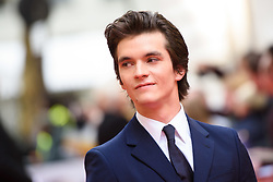 Fionn Whitehead attending the Children Act Premiere, at the Curzon Mayfair cinema in London.Picture date: Thursday August 16, 2018. Photo credit should read: Matt Crossick/ EMPICS Entertainment.